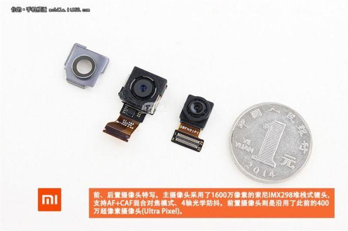 Xiaomi Mi5 уже успели разобрать. Фотоотчет – фото 12