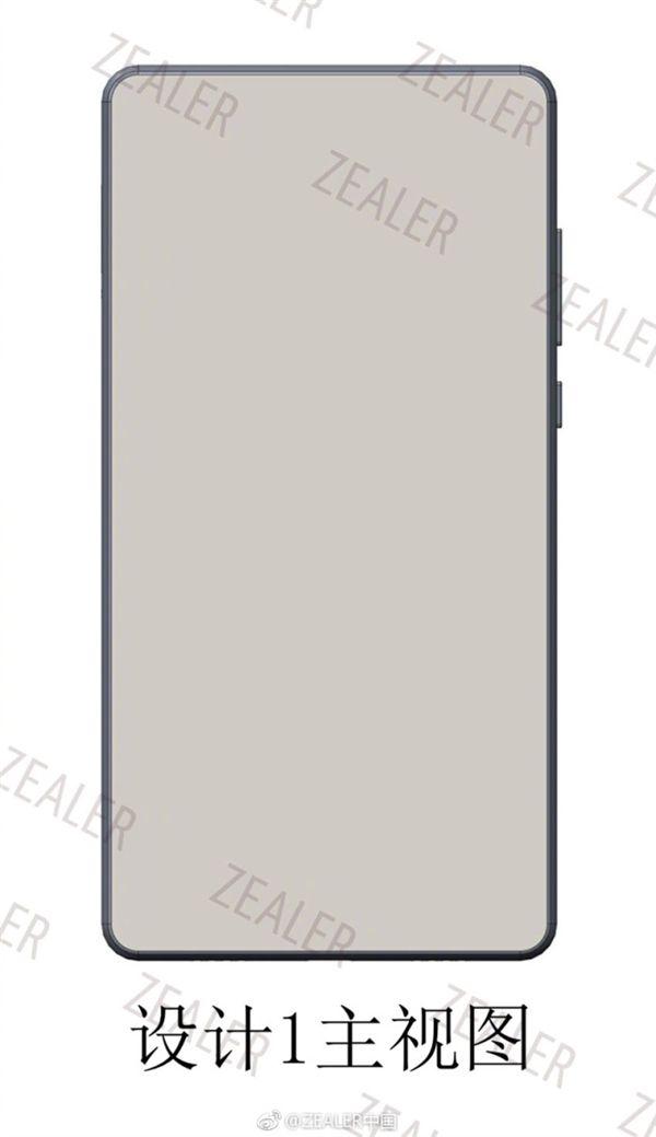 Необычный концепт Xiaomi Mi Mix 3 – фото 2