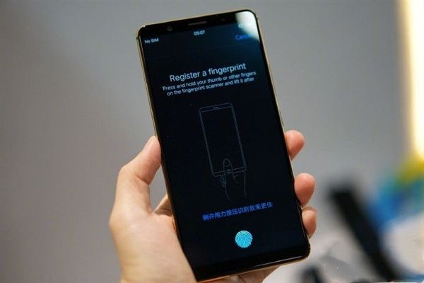 JDI представила экранный сканер отпечатков пальцев – фото 1