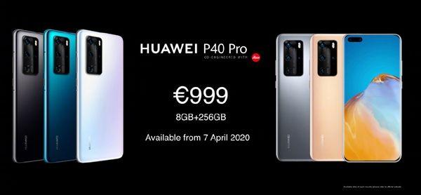 Huawei рассказала больше о серии Huawei P40 – фото 1