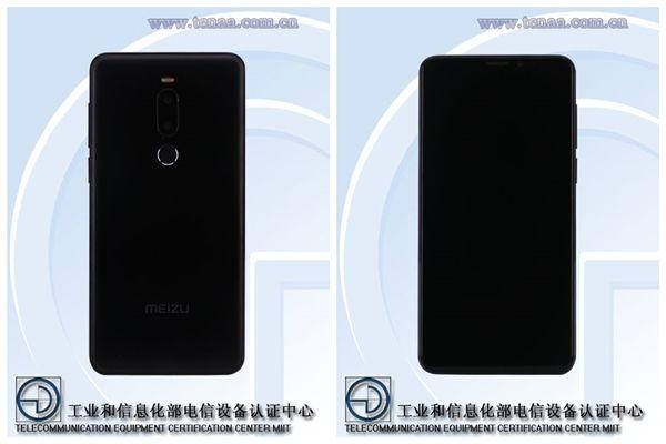 Предзаказ на линейку Meizu 16 приостановлен и изображения Meizu X8 – фото 3