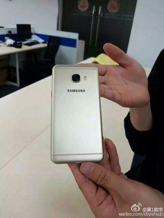 Samsung Galaxy C5 по дизайну также похож на iPhone 6/6S – фото 2