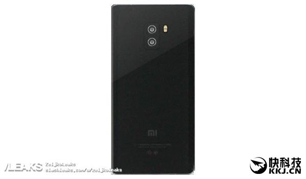 Xiaomi Mi6 показался на рендере – фото 1