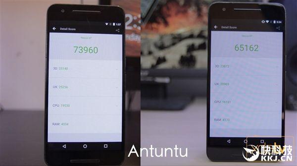 Android 7.0 против Android 6.0: сравнение быстродействия и производительности на примере Google Nexus 6P – фото 5