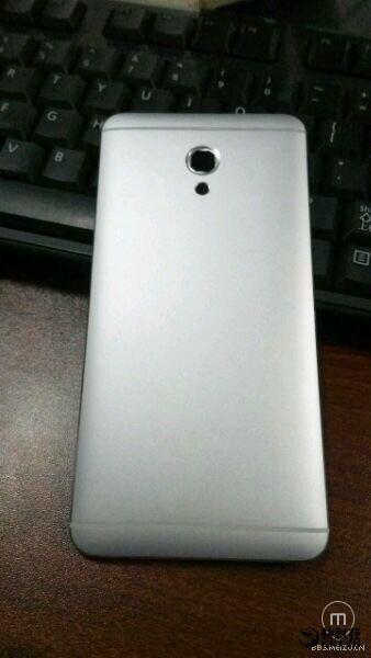 Meizu MX6 или Meizu Metal 2 засветился на шпионских фото – фото 1
