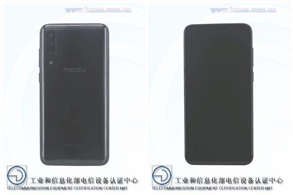 Сайт TENAA рассекретил характеристики Meizu 16Xs – фото 1