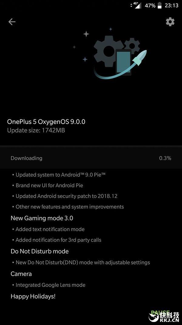 OnePlus 5 и OnePlus 5T получили стабильную сборку OxygenOS 9.0.0 на Android 9.0 Pie – фото 3