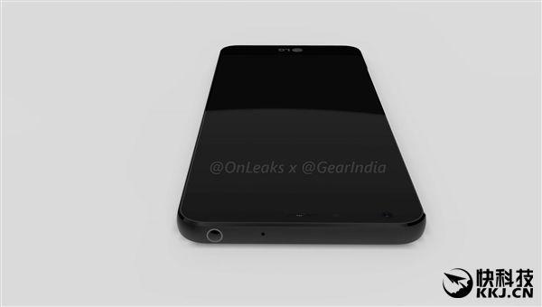 LG G6 показали на рендерах – фото 5