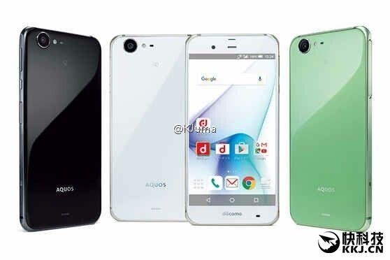 Sharp Aquos Zate (SH-04H) получит Snapdragon 820, камеру на 22,6 Мп и FHD-дисплей IGZO – фото 1