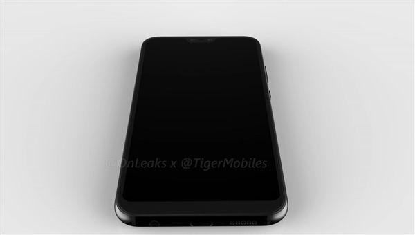 Huawei P20 Lite показали на 3D-рендере – фото 3