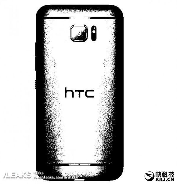 Рендеры чехла показывают возможные особенности HTC Ocean (HTC 11) – фото 2