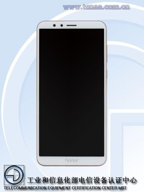 Huawei Honor 7X с чипом Kirin 659 и экраном с соотношением сторон 18:9 сертифицирован в TENAA – фото 2