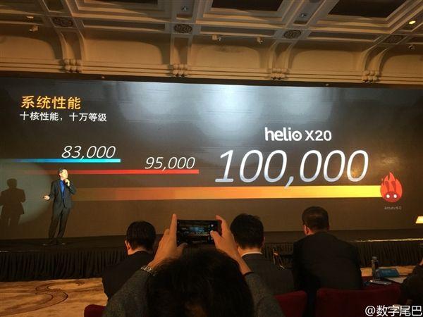 MediaTek официально представил Helio X20 и X25 на конференции в Шэнчжэне – фото 1
