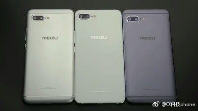 Смартфоны Meizu с двойными объективами показали на фото – фото 2