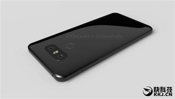 LG G6 показали на рендерах – фото 4