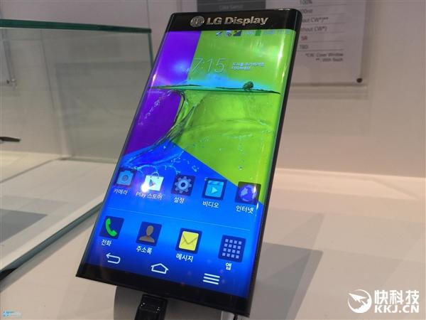 Xiaomi Mi Note 2 Edge получит изогнутый OLED-дисплей от LG – фото 2