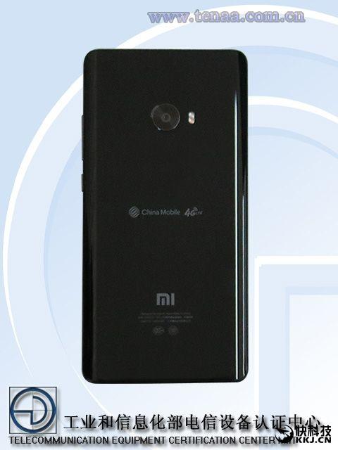 Еще одна версия Xiaomi Mi Note 2 замечена в TENAA – фото 2