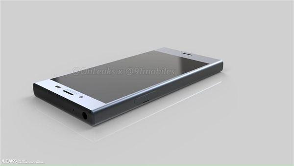 Рендеры флагмана Sony Xperia XZ1 Compact. Одной правой – фото 3