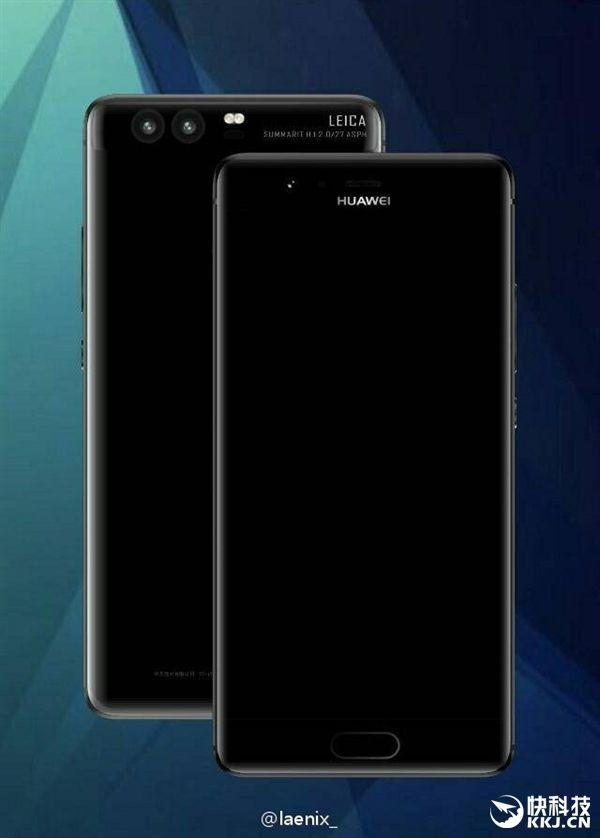 Huawei P10 и P10 Plus: раскрыты характеристики и цены на смартфоны – фото 2
