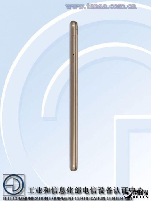 OPPO A35 сертифицирован с TENAA: изображение и характеристики смартфона – фото 2