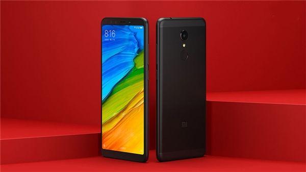 Xiaomi снизила цену на базовую версию Redmi 5 – фото 1