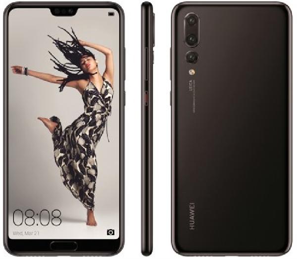 Huawei P20, P20 Pro и P20 Lite показали на пресс-изображениях – фото 3