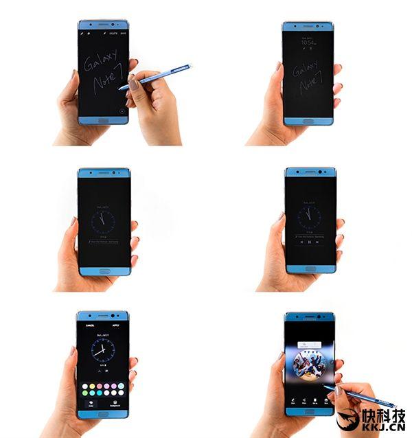 Samsung Galaxy Note 7 против Note 5: основные отличия в одной картинке – фото 4