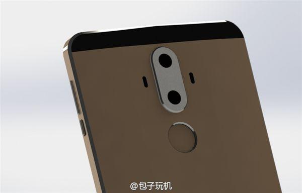 Реальное фото двойной камеры Huawei Mate 9 слили в сеть – фото 6