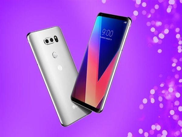 LG G7 может дебютировать на CES 2018 вместе с Samsung Galaxy S9 – фото 1
