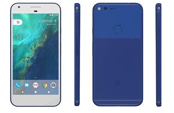 Google Pixel 2 показал себя на рендере – фото 1