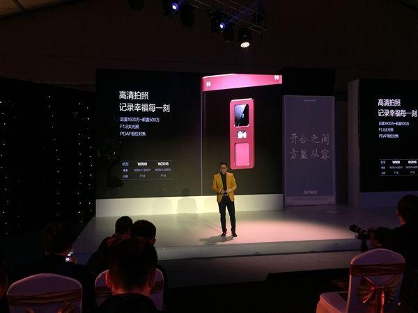 Gionee W909: раскладной телефон с процессором Helio P10 и ценником $615 представлен официально – фото 6