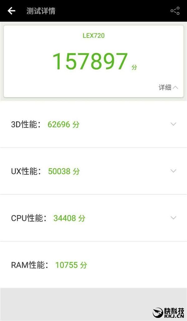 LeEco Le 2S Pro поставил неофициальный рекорд в AnTuTu, набрав 157897 баллов – фото 2