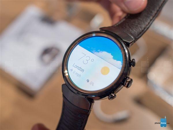 Смарт-часы Asus ZenWatch 3 тоньше и дешевле, чем Samsung Gear S3 – фото 5