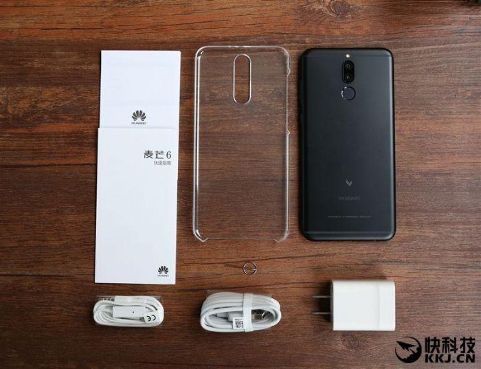 Анонс Huawei Maimang 6: безрамочный и четыре камеры – фото 1