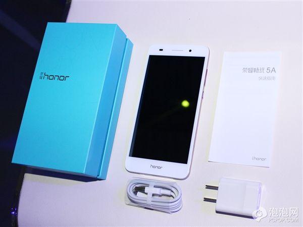 Huawei Honor 5A получил процессор Snapdragon 617, отдельный слот для карт памяти и ценник $106,5 – фото 1