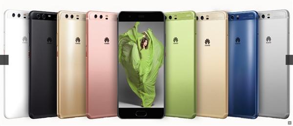Huawei P10 и P10 Plus: официально дебютировали флагманы разных цветов с камерами от Leica – фото 7