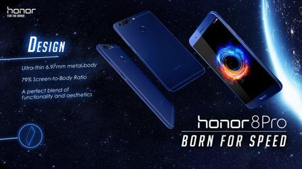 Представлен Honоr 8 Pro — международная версия Honor V9 с двойной тыльной камерой – фото 5