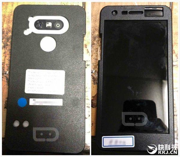 LG G5: подробности внешнего вида полностью раскрыты – фото 3