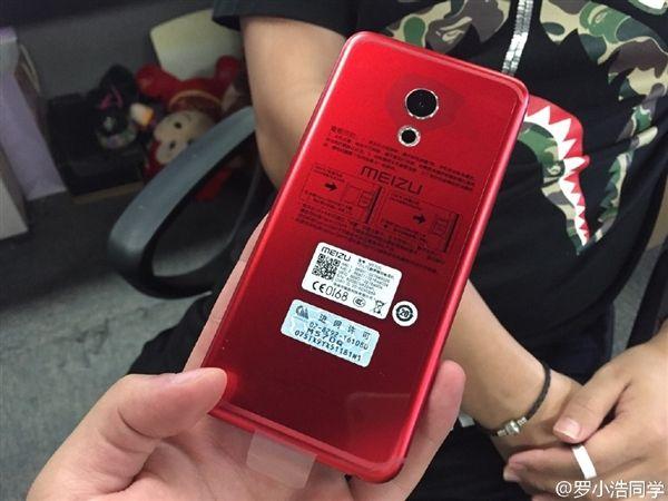 Meizu Pro 6 получит два новых цвета корпуса – розовое золото и огненно-красный – фото 4