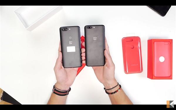 Распаковка OnePlus 5T на видео – фото 9