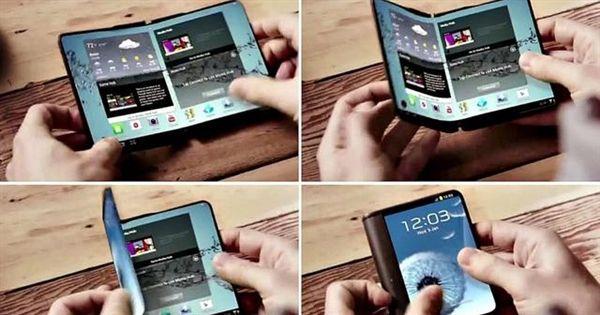 Samsung выпустит смартфон со складным OLED-экраном во второй половине 2016 года – фото 1
