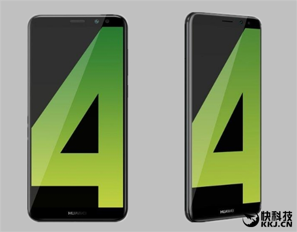 Рендер Huawei Mate 10 Lite от Эвана Бласса – фото 2