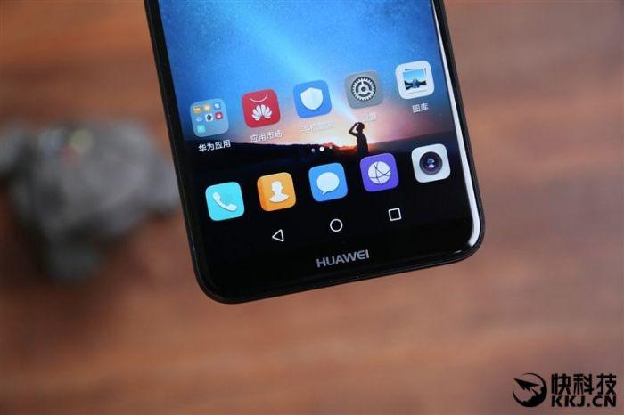 Анонс Huawei Maimang 6: безрамочный и четыре камеры – фото 5