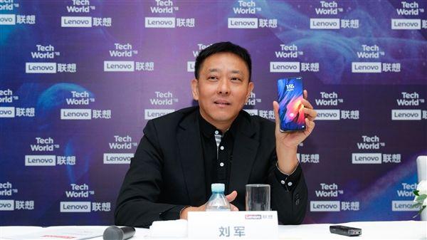 Вице-президент показал безрамочный слайдер Lenovo Z5 Pro – фото 2
