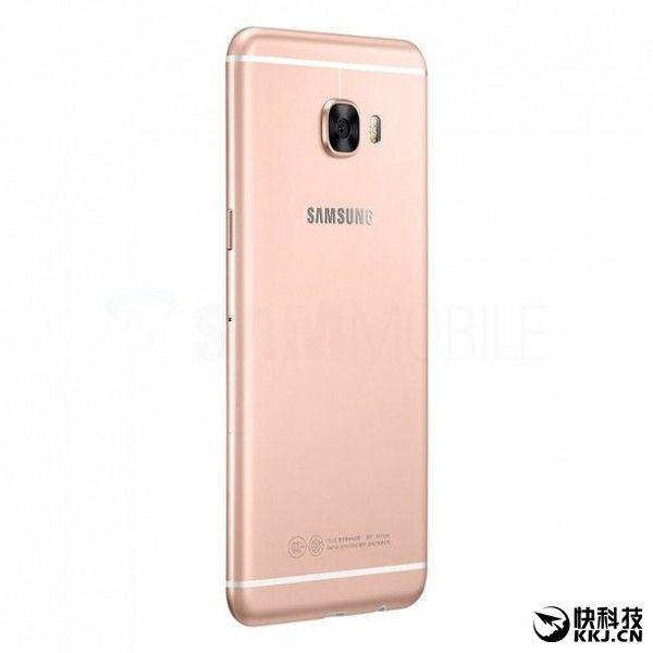 Компания Samsung представила смартфоны Galaxy C5 с процессором Snapdragon 617 и Galaxy C7 с чипом Snapdragon 625 – фото 7