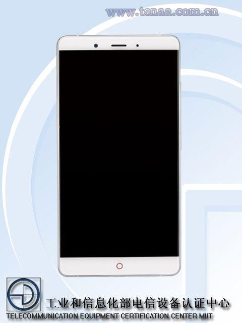 Nubia Z11 Max с 8-ядерным Snapdragon 652 и 6-дюймовым экраном сертифицирован в TENAA – фото 1