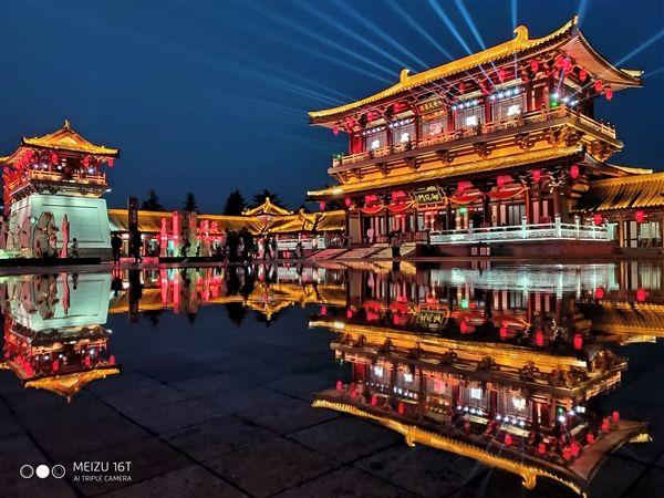 фотография на Meizu 16T, Meizu