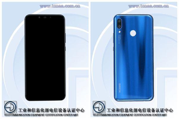Изображения Huawei Nova 3 с сайта TENAA – фото 2