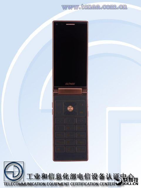 Раскладной смартфон Gionee W909 будет представлен 29 марта – фото 5
