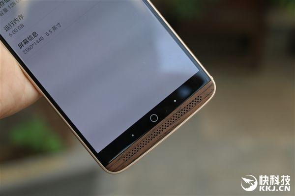 ZTE Axon 7 с 5,5-дюймовым AMOLED 2К-дисплеем и процессором Snapdragon 820 представлен официально – фото 1